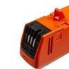 Аккумулятор 25.2V Li-Ion для аккумуляторного пылесоса Electrolux 140127175564 3