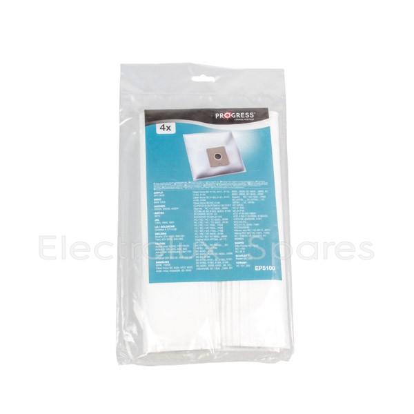 Набор мешков (4 шт) EP5100 для пылесоса Electrolux 900168963