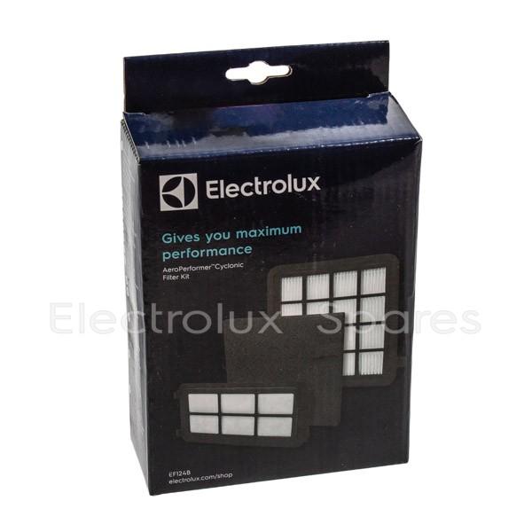 Набор фильтров EF124B для пылесоса Electrolux 900168306