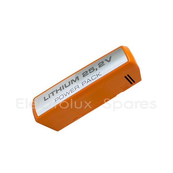 Аккумулятор 25,2V Li-Ion ZE037 для аккумуляторного пылесоса Electrolux 900168027
