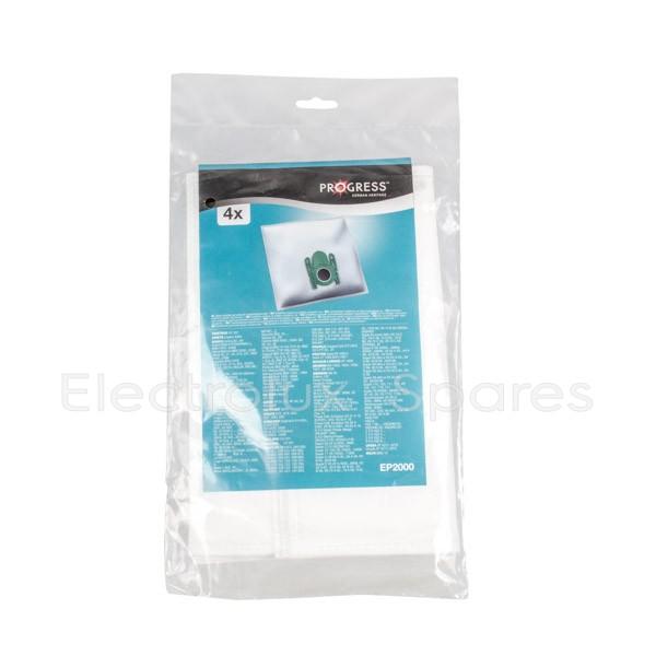 Набор мешков (4 шт) EP2000 для пылесоса Progress 900168959