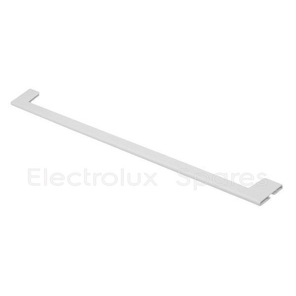 Обрамление (переднее) средней стеклянной полки для холодильника Electrolux 2425097025
